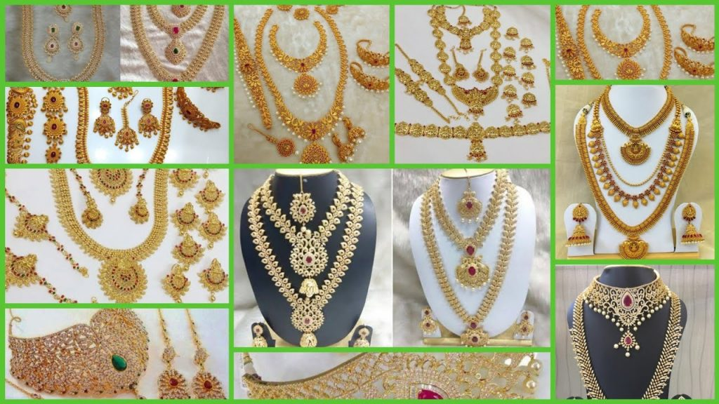 A Wedding Is Incomplete Without Jewelry Sets